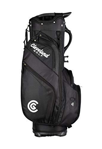 Cleveland Golf Bolsa Cart Friday Negra (Black/Black)