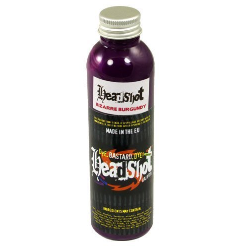 Headshot Haarfarbe Bizarre Burgundy 150 ml