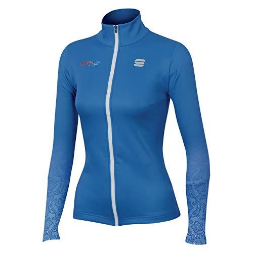 Sportful Doro Rythmo Jersey Women - Azure/blu/White