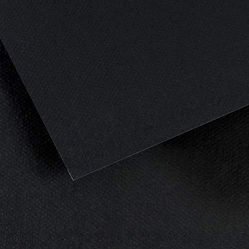 CANSON Künstlerpapier Mi-Teintes, 500 x 650 mm, noir