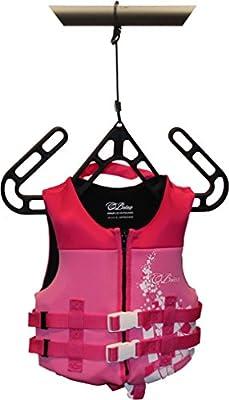 VestMate Life Jacket Hanger/Life Vest Hanger/Buoyancy Compensator Hanger