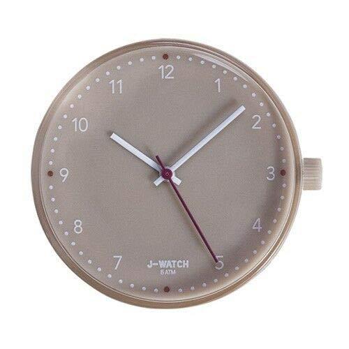 Reloj justo J Watch esfera caja modelo grande 40 mm grande cassa 40 mm Arena Números