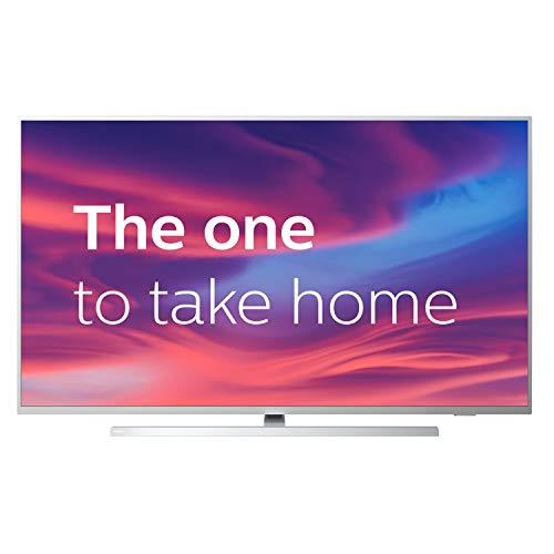 Philips 7300 series 50PUS7304/12 televisore 4K Ultra HD Smart TV Wi-Fi Bianco [Classe di efficienza energetica A]