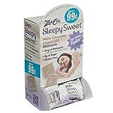 ZenEvo Sleepy Sweets White Chocolate Melatonin Sleep Aid - Safe, Effective Solution for Peaceful Sleep/All-Natural/Gluten-Free - 50 Ct