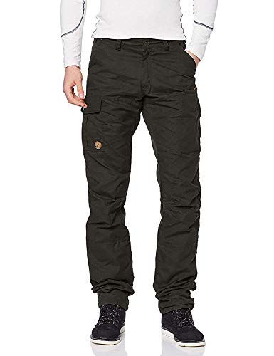 FJÄLLRÄVEN Herren Karl Pro Hydratic Trousers Outdoor Hose, Dark Grey, 58