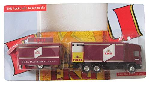 EKU Nr.26 - Das Bier für Uns - Scania - Hängerzug mit Schankwagen