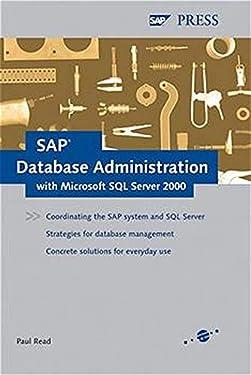 SAP Database Administration with Microsoft SQL Server 2000