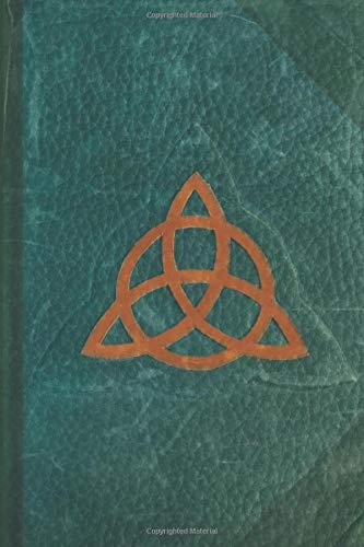 Book Of Shadows: Charmed Blank Lined 6x9 Journal (Diary, Notepad) inspired by the book from the hit TV Series I Perfect Gift for a Fan