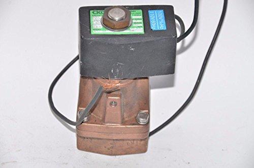 CKD Valve AP11-10A-05A Solenoid Valve 24V DC Bronze 3/8