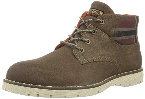 NAPAPIJRI FOOTWEAR Herren Trygve Desert Boots, Braun (otter brown N403), 41 EU