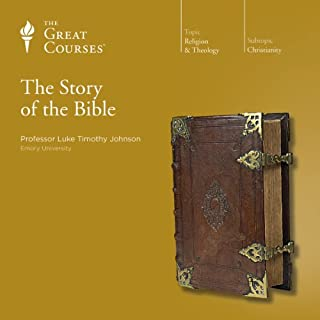 The Story of the Bible                   By:                                                                                                                                 Luke Timothy Johnson,                                                                                        The Great Courses                               Narrated by:                                                                                                                                 Luke Timothy Johnson                      Length: 12 hrs and 5 mins     8 ratings     Overall 4.4