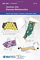 Journey into Discrete Mathematics (Maa Textbooks)