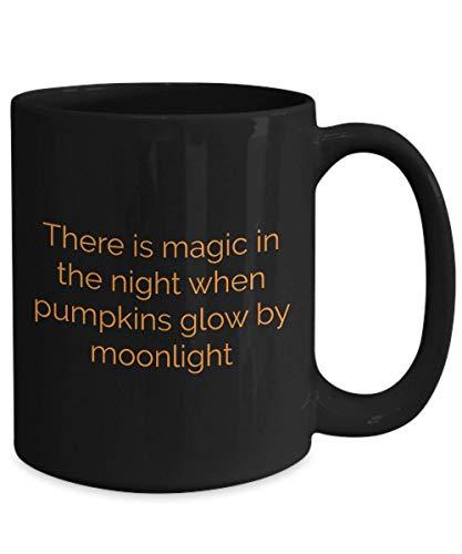 N\A Taza de caf Regalo Calabaza Halloween Zombie nios Espeluznante casa embrujada Caramelo Bruja Miedo Fantasma Truco Disfraz Tratar