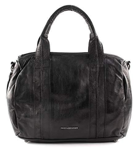 FREDsBRUDER New Caennchen Handtasche schwarz