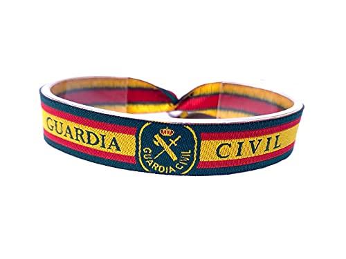 Pulsera de la Guardia Civil