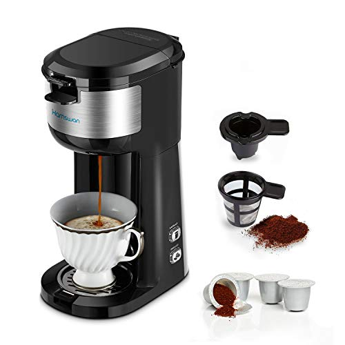 HAMSWAN K Cup Coffee Maker for K-Cup Pod