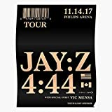 ABCdesign 44 4 Rap Hop Hip Mensa West Tour Vic Jay Kanye Z