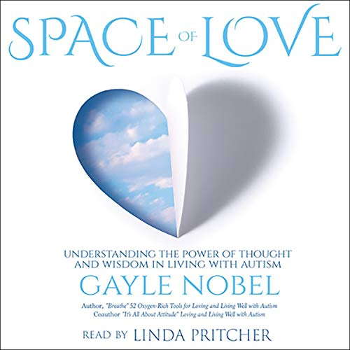 Space of Love audiobook cover art