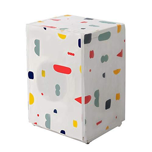 TOPBATHY - Cubiertas para lavadora de rodillos automáticas con cilindro antipolvo y protección contra el polvo