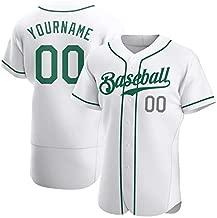 Custom Baseball Jersey Set Made Team Personalized Mesh Design Team&Name&Number T-Shirt for Men/Women/Youth