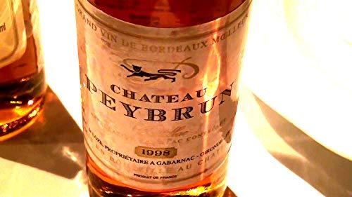 シャトー・ペイブラン1998年375ml【フランス・カディヤックAOC/甘口貴腐ワイン/フルボディ】