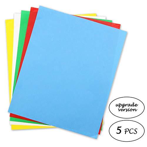 Transparentpapier, wasserlöslich, Carbon, 28 x 23 cm, Transfermuster auf Stoff, Leinwand, Zubehör zum Nähen