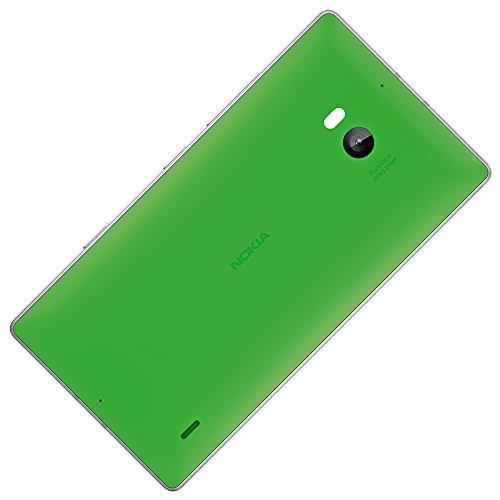 Nokia Lumia 930 original Akkudeckel grün inklusive Kamera Linse
