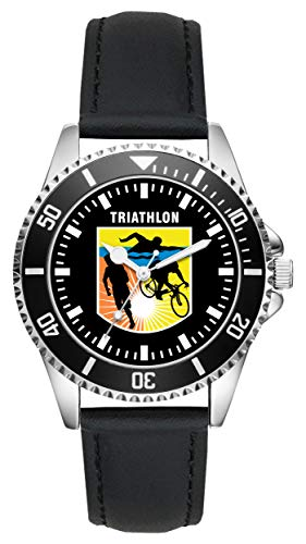 KIESENBERG Montre - Triathlon Cadeau Article Idée Fan L-2657