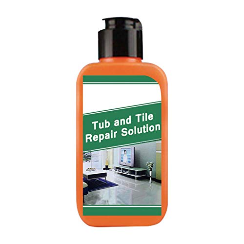 Qlaba Tile scratch repair agent cleaner bad reparatie verf reparatie wastafel keramiek