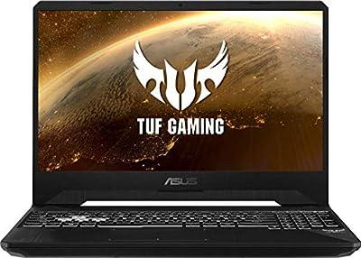 "ASUS TUF Gaming FX505GT - 15.6"" FHD - i5-9300H - NVIDIA GTX 1650-8GB - 512GB SSD - Black"