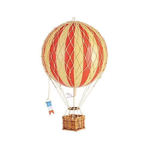 Balón, 18 cm, rojo