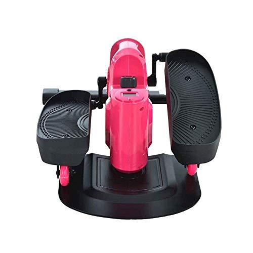 DSHUJC Máquina de Pedal para Correr con artefacto Adelgazan