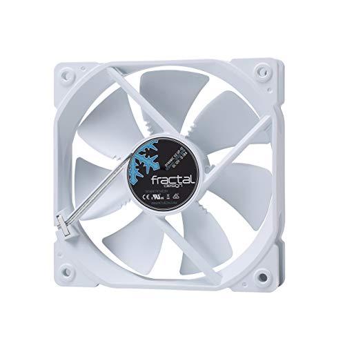 Preisvergleich Produktbild Fractal Design Dynamic X2 GP-12 Gehäuselüfter,  Weiß / Schwarz