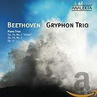 Piano Trios Op. 70 No. 1