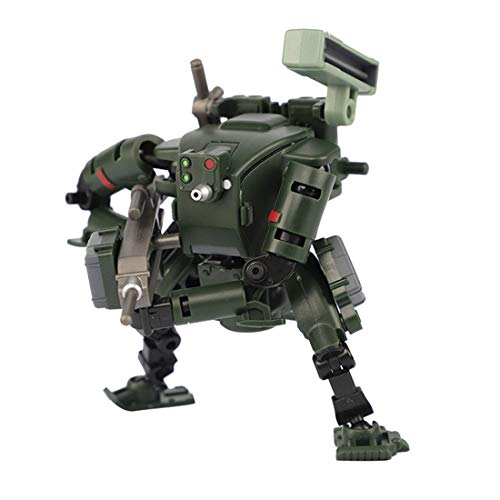 FenglinTech Mecha Frame, 8cm 1:60 Scale Mecha Robot Logistics Mecha Assault Mecha Model Building Kit