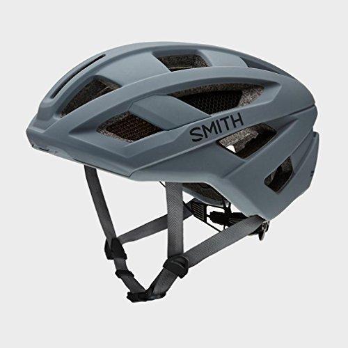 Smith Optics Route Casco, Unisex Adulto, Gris (Matte Charcoal), 59-62/L