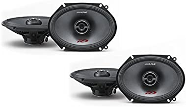 Best 6x8 alpine speakers Reviews