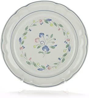 Floral Expressions by Hearthside, Stoneware Salad Plate