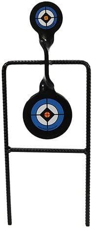 Do All Outdoors Rebar Spinner Shooting Target for 9mm to 45 Caliber Black 30 x 12 x 3 5 product image