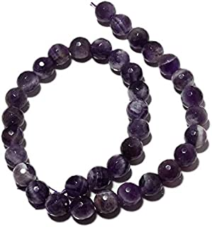 Jewel Beads Natural Beautiful jewellery Banded Amethyst Beads, Natural Gemstone, 10mm round beads, Faceted Beads, 15 Inch StrandCode:- JBB-24761
