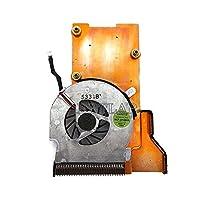 DBTLAP CPU ファン 互換性あり 用 Lenovo Thinkpad T40 T41 T42 と ヒートシンク 26R7859 26R7860 91P9759 918393