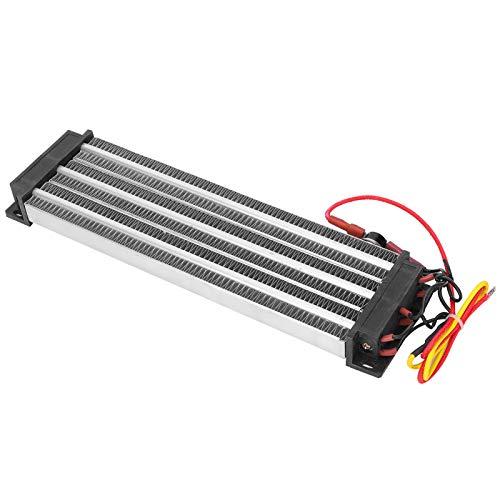 Calentador termostático PTC, 220 V 2000 W 236A3 Calentador de aire cerámico PTC, elemento calefactor PTC de alta potencia, alta eficiencia de transferencia de calor