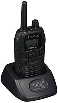 Kenwood TK-3230DX Compact & Durable ProTalk UHF Business Two-Way Radio - Black