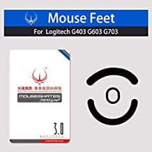 Generic Mouse Skatez & Mouse Feet & Mice Feet & mouseskates& for Logitech (Logitech G403 G603 G703)