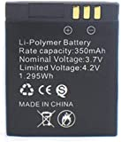 3.7V 350mAh Calidad de la batería para la batería Smart Watch...