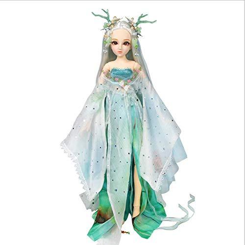 Blankspace Conjunto de muñecas Costa Barbi gran reemplazo BID simulación conjunta chica juguete