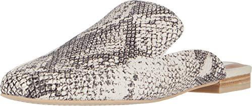Dolce Vita Damen Halee Flats, (Leder mit Schlangenmuster), 36 EU