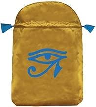 Horus Eye Satin Bag (Bolsas de Lo Scarabeo Tarot Bags From Lo Scarabeo)