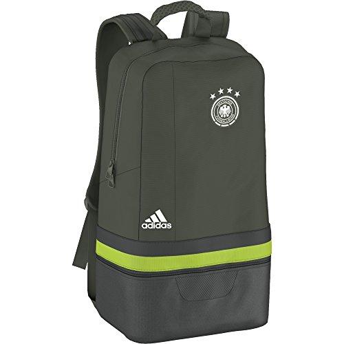 adidas Rucksack DFB Auswärtsoutfit, Base Green S15, 15 x 30 x 50 cm, 22 Liter