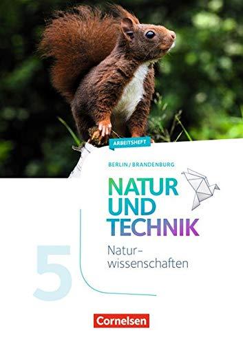 Natur und Technik - Naturwissenschaften: Neubearbeitung - Berlin/Brandenburg: 5./6. Schuljahr: Naturwissenschaften - Arbeitsheft - 5. Schuljahr